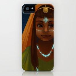 Cresent iPhone Case