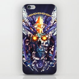 The Undying iPhone Skin