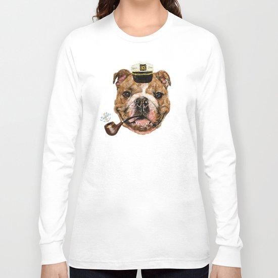 Mr.Bull Long Sleeve T-shirt