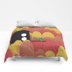 Birdhouse n.2 Comforters