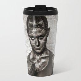Isometrics Travel Mug