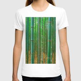 BAMBOO FOREST1 T-shirt