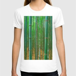BAMBOO FOREST1 T-shirt