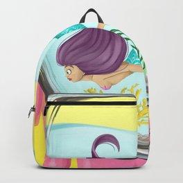 Fish Bowl Backpack