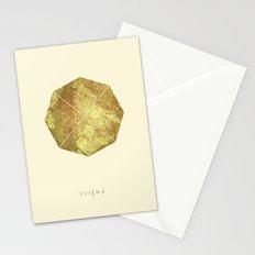 Octagon Design Stationery Cards
