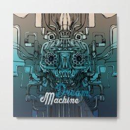 Dream Machine VI Metal Print