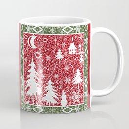 Winter. Christmas. Coffee Mug