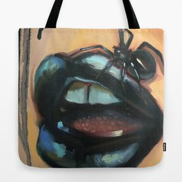 blackwidow Tote Bag