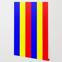 Flag of romania 2 -romania,romanian,balkan,bucharest,danube,romani,romana,bucuresti Wallpaper