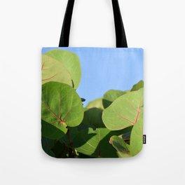 DELRAY GREEN BEACH TOTE Tote Bag