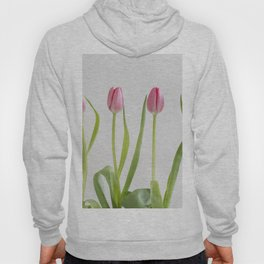 Rose tulips Hoody