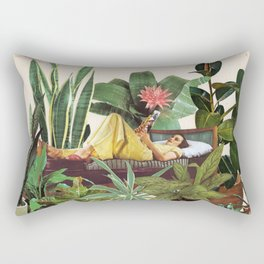 TERRARIUM Rectangular Pillow
