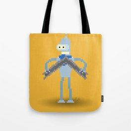 Pixel Bender Tote Bag
