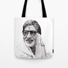 Amitabh Tote Bag