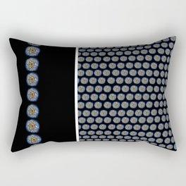 Flower Thing Rectangular Pillow