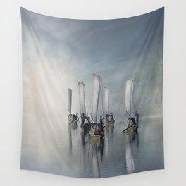 FISHERMEN Wall Tapestry