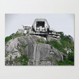 Sugarloaf Mountai Canvas Print
