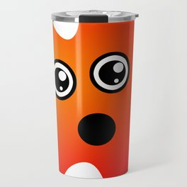 Surprised Spot Travel Mug