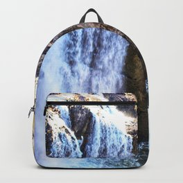 Waterfall at Paterson Great Falls National Historical Park Backpack