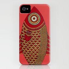 Poisson Volant iPhone (4, 4s) Slim Case