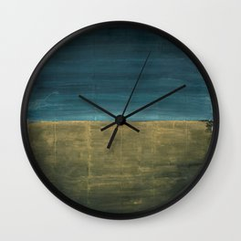 The Fifth Antidote Wall Clock