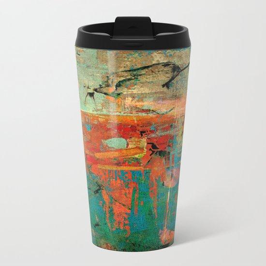 Trojan Horse (new version) Metal Travel Mug