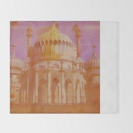 Brighton Royal Pavilion Throw Blanket