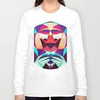 glee Long Sleeve T-shirts featuring Well, This Is Weird by Anai Greog