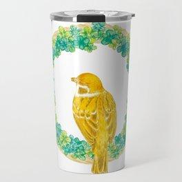 "Golden Sparrow ""Miracle"" Travel Mug"