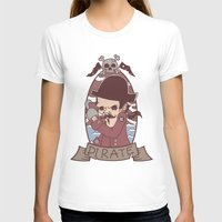 pirate T-shirts featuring Pirate by Jelot Wisang