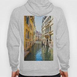 A Gondola Ride through Venice Hoody