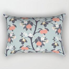 MAMA ROSA GARDEN - BIRD Rectangular Pillow