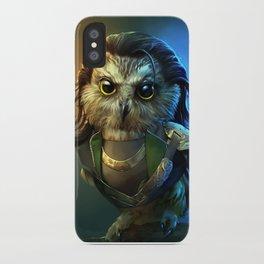 Owloki iPhone Case