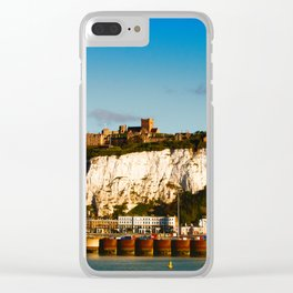 Port of Dover Clear iPhone Case