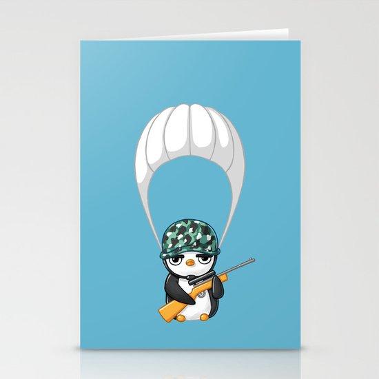 Commando Stationery Cards