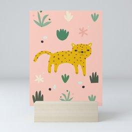 Wild cats II Mini Art Print