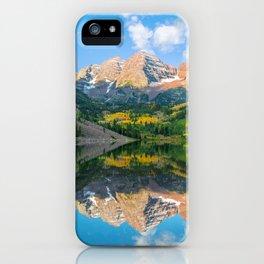 Daylight Reflection iPhone Case