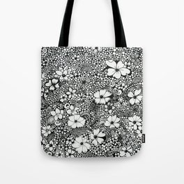 Dots In The Wind Tote Bag