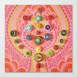 Colourtree Canvas Print