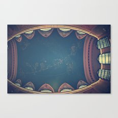 Into The Heavens  Canvas Print