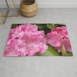 Rhododendron After Rain Rug