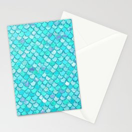 Fresh Summer Breeze Stationery Cards