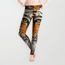 Tiger Profile Leggings