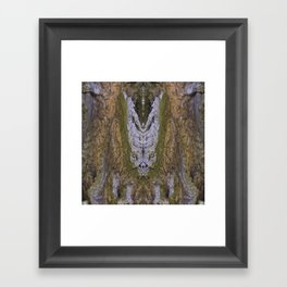 Spiegel im Spiegel III Framed Art Print