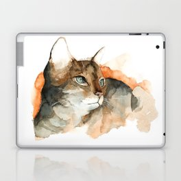 cat#10 Laptop & iPad Skin