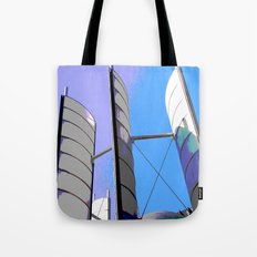 Metal Sails #2 Tote Bag