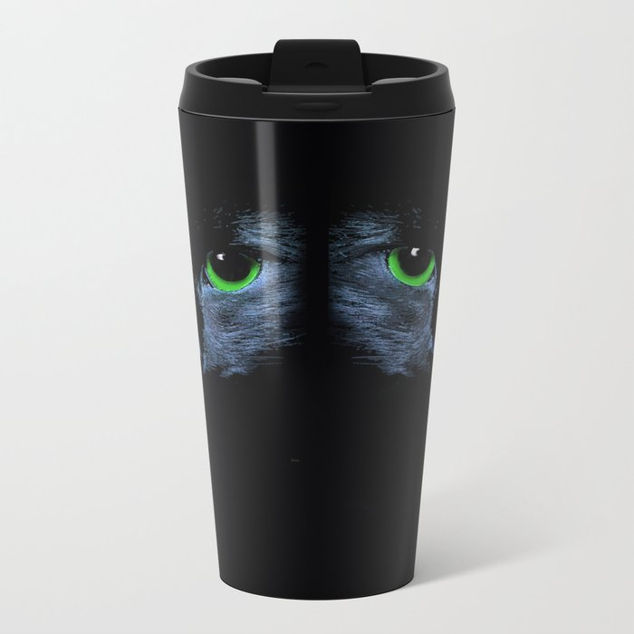 In Moonlight Metal Travel Mug