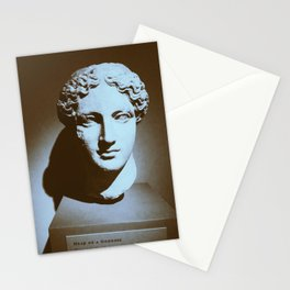 Head of a Goddess - photo Stationery Cards