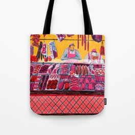Meat Counter Tote Bag