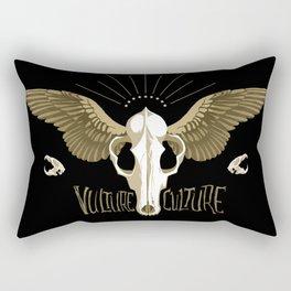 Vulture Culture Rectangular Pillow